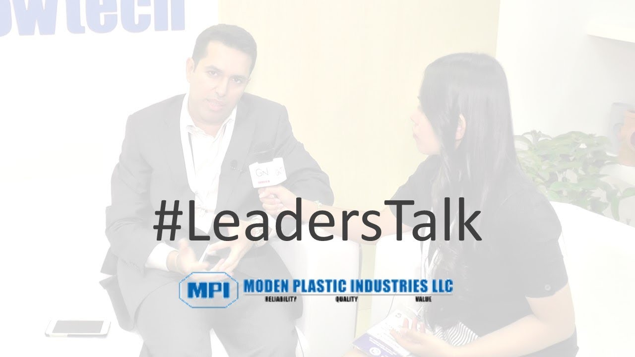 #LeadersTalk with Kabir Valrani, CEO, Modern Plastic Industry