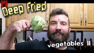 Deep Fried Vegetables II