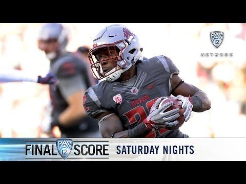 Recap: Washington State football dominates Arizona in all facets