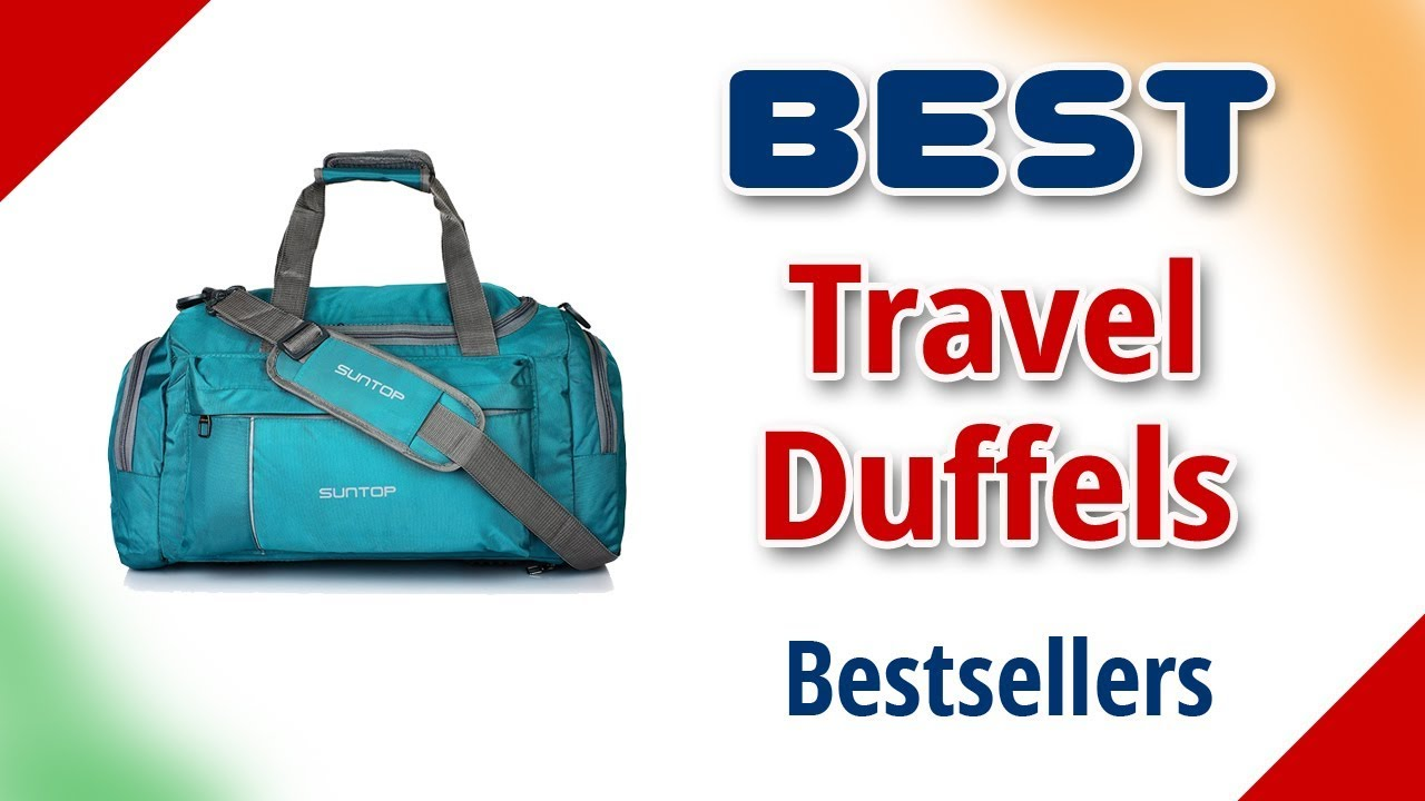 7c467e3928f7 Best Duffle Bag for Travel in India with Price as on 2018 - YouTube