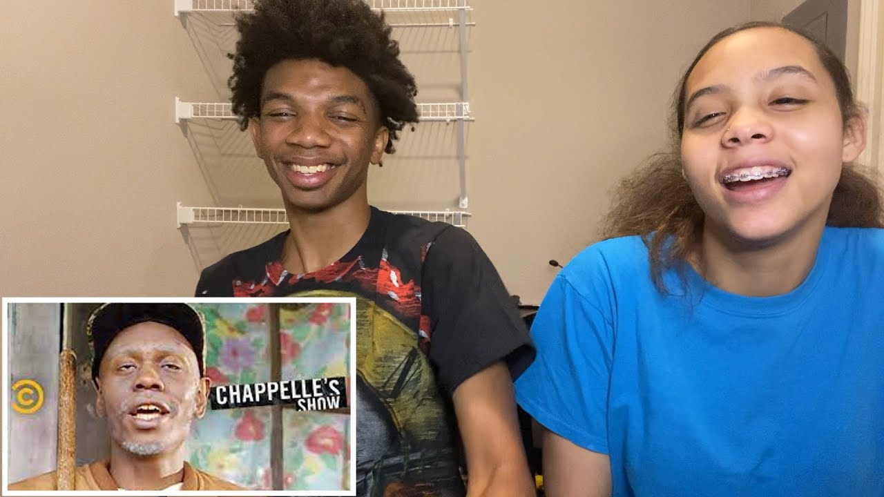 Download BLACK COUPLE REACTS TO Clayton Bigsby, the World's Only Black White Supremacist - Chappelle's Show
