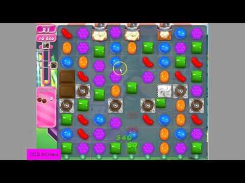 Candy Crush Saga Level 422 NEW Hard level No Boosters