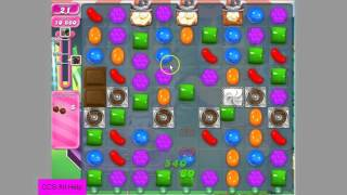 Candy Crush Saga Level 422 NEW Hard level No Boosters