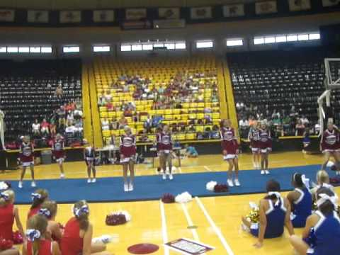 faith academy ms xtreme routine 2011