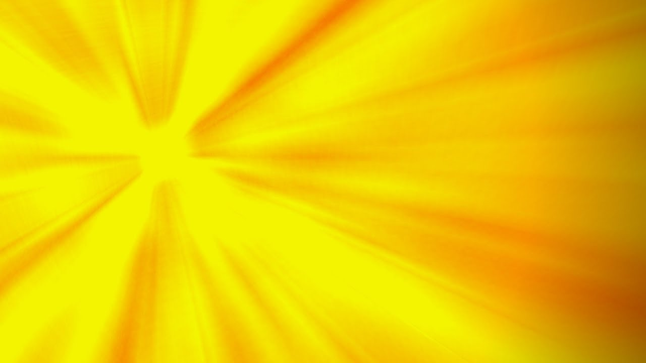 Yellow Abstract Ambient Light Hd Animated Background 31