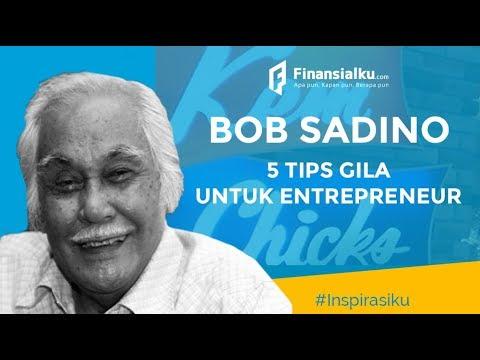 Dengarkan Kata Kata Bijak Bob Sadino