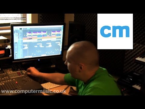 Blame - Producer Masterclass - Computer Music 2010