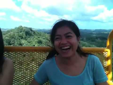 Cable Car @ Danao Adventure Park Bohol