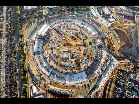 Top 5 Tech-Giant Construction Projects | The B1M