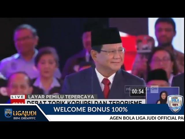 Debate Memanas: Sandi Pijat Prabowo Yang asik Joget – Agen Bola