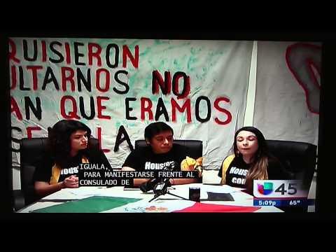 Entrevista de APH por Univision HouTx