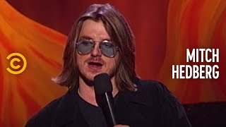 Mitch Hedberg Lays Out the Perfect Pizza Franchise