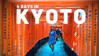 Japan - 4 days in  KYOTO! (1080p HD) | Magda T