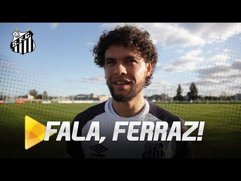 FERRAZ: 'A COMPETIÇÃO MAIS IMPORTANTE DA TEMPORADA!'