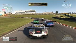 Project CARS - Comic-Con 2014 Live Show