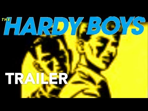 Hardy Boys Book Trailer