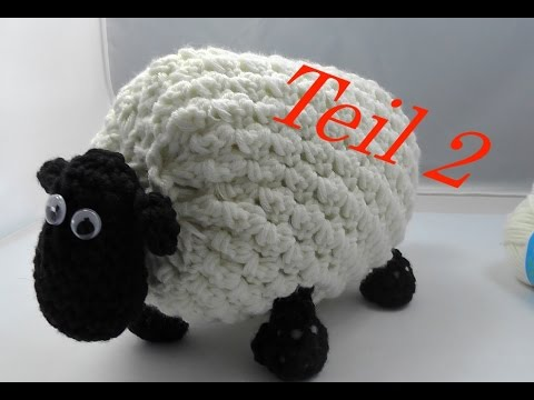 SHIRLEY von SHAUN das Schaf Häkeln mit Veronika Hug - Teil 2 ...