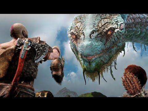 God of War 4 | JUEGO COMPLETO | Historia Completa