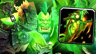 Enhancement Shaman BEAST Vs INSANE Destro Warlock (1v1 Duels) - PvP WoW: Battle For Azeroth 8.1