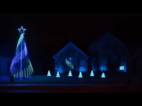 Animated Christmas Lights To Music