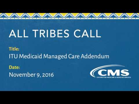 ITU Medicaid Managed Care Addendum