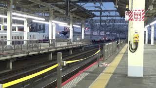 E2系J編成+E3系L編成 東北新幹線 やまびこ・つばさ145号 発車 大宮駅