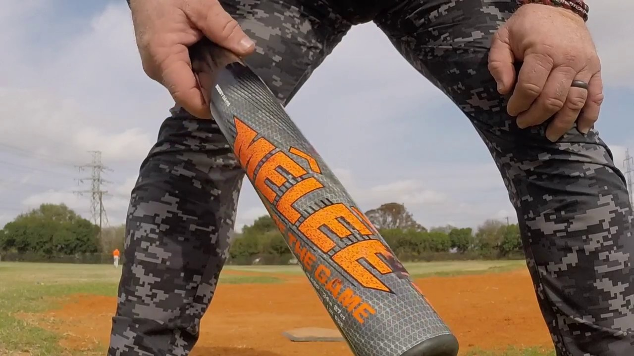 Senior Softball Bat Reviews (adidas Melee 12