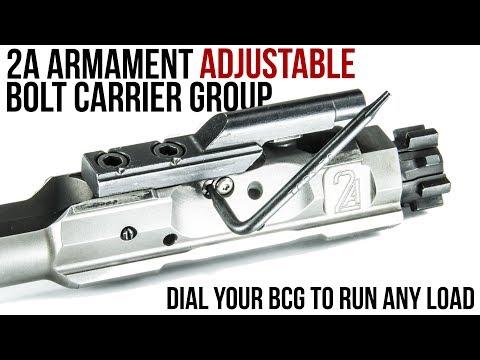 2A ARMAMENT AR15 Titanium Regulated Bolt Carrier Review