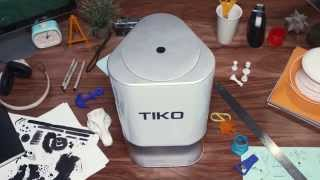 tiko the unibody 3d printer by tiko 3d kickstarter