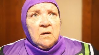 ANGRY GRANDMA'S REENACTMENT OF TOY STORY!