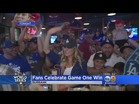 Burbank Bar Goes Bonkers After Game 1