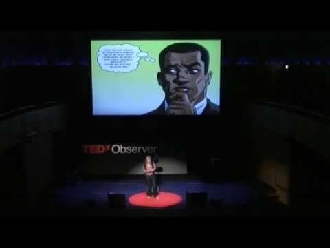 TEDxObserver - Mariella Frostrup