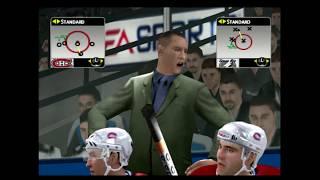 NHL 2005 (PLAYSTATION 2) Montreal vs Tampa Bay