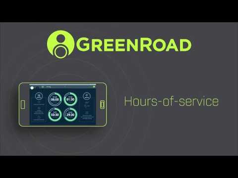 GreenRoad Fleet Management - How It Works (US)