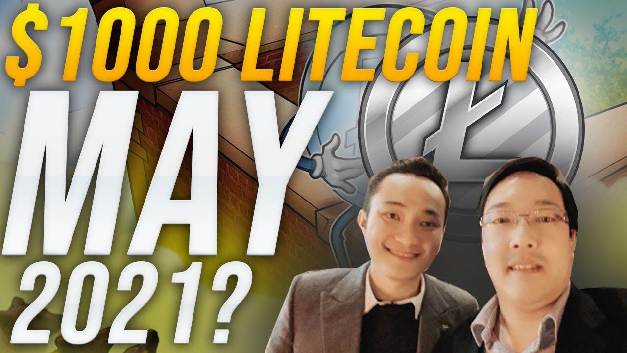 LITECOIN (LTC): $1000 in MAY 2021?! - Price Prediction & Price Analysis