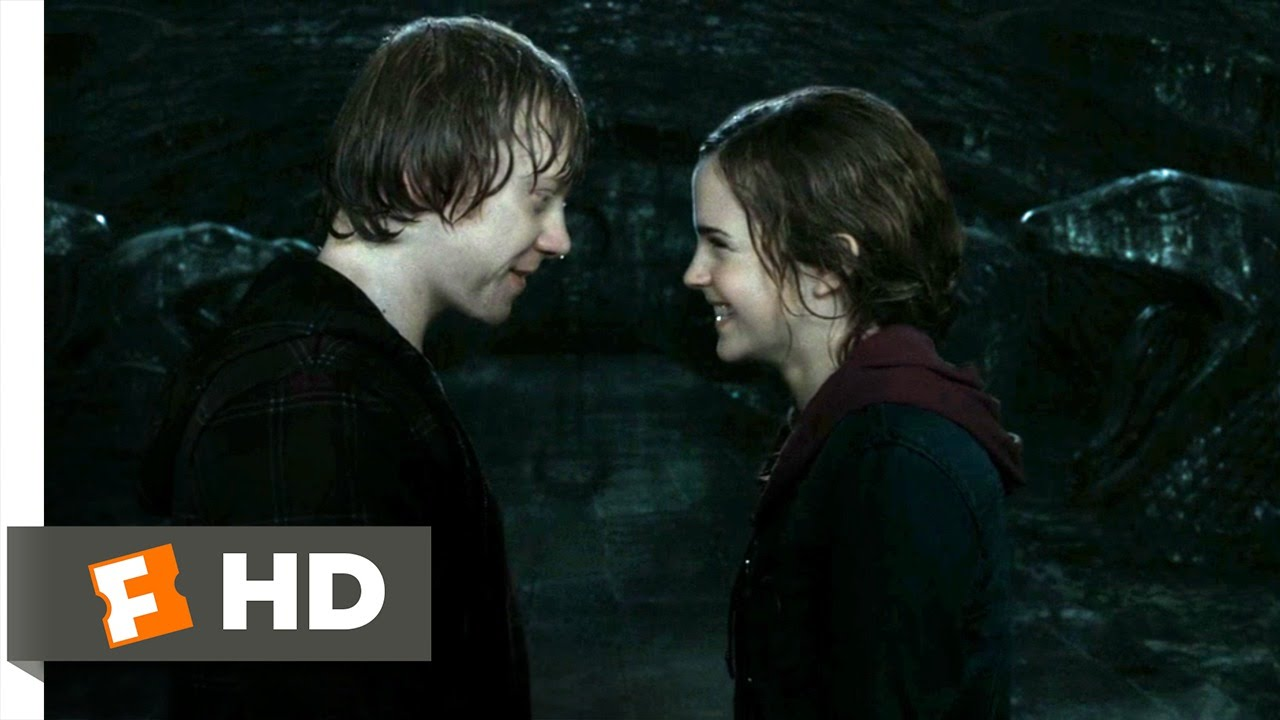 Harry Potter and the Deathly Hallows - Part 2 (Bellatrix's Death Scene ...