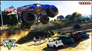 !!HOW TO GET A MONSTER TRUCK IN GTA5. XBOX 360,PS4,XBOX ONE,PS3