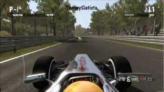 F1 2011 Monza Gameplay Maxed Out Graphics HD