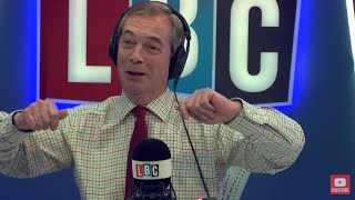 The Nigel Farage Show On Sunday: Mrs May
