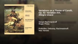 Variations on a Theme of Corelli, Op. 42: Variation XVI, Allegro vivace