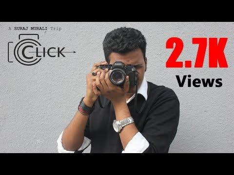 CLICK (Short Film) | Suraj | Dharanesh | Poovaiah | Akash | Edwin | Ujwal