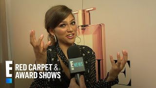 Zendaya Goes Crazy Seeing Her Face on Lancome Fragrance Ads | E! Red Carpet & Award Shows