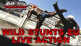 TEKKEN Tag Tournament 2 - Live Action Short Film by Wild Stunts Europe