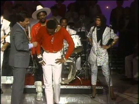 Dick Clark Interviews Gap Band - American Bandstand 1985