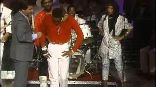 Dick Clark Interviews Gap Band - American Bandstand 1985