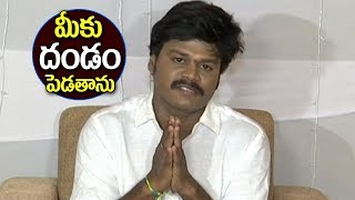 Actor Sapthagiri Interview about Vajra Kavachadhara Govinda Movie | Jabardast Team | Adya Media