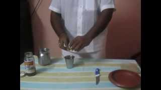 How to reduce weight - Tamil - Anandaraj Gurusamy