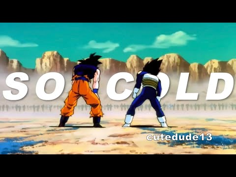 DBZ AMV: So Cold [Breaking Benjamin]