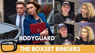 Bodyguard (BBC TV Series) Episodes 4 – Nadia Sawalha & Family Review