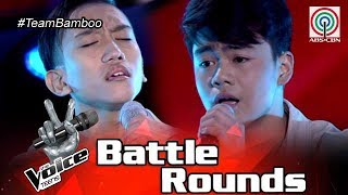The Voice Teens Philippines Battle Round: Angelo vs. Paul - Sinta